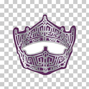 Miss Delaware Miss America 2017 Beauty Pageant Lapel Pin PNG