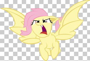 Pony Fluttershy Butterfly PNG