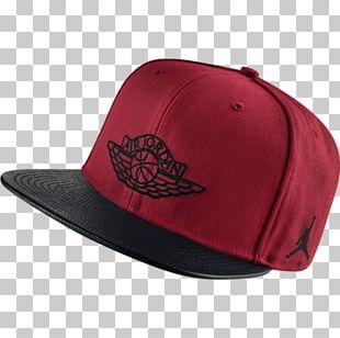 Baseball Cap Jumpman Air Jordan Hat PNG