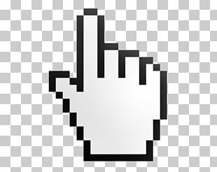Computer Mouse Pointer Cursor Icon PNG