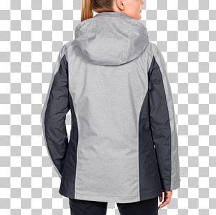 Hood Coat Jacket Neck Sleeve PNG