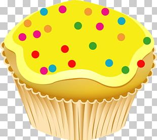 Cupcake Frosting & Icing Birthday Cake Ice Cream Cones Sprinkles PNG
