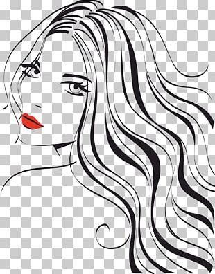 Woman Beauty Parlour PNG