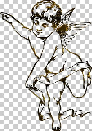 Cherub Angel PNG
