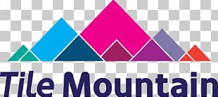 Stoke-on-Trent Tile Mountain Logo Company PNG