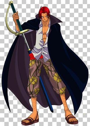 Shanks Monkey D. Luffy Dracule Mihawk One Piece PNG