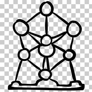 Atomium Computer Icons Modern Architecture Building PNG