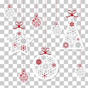 Cocktail Christmas Ornament Christmas Tree Pattern PNG