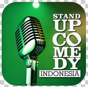 Microphone Stand-up Comedy Font Product PNG