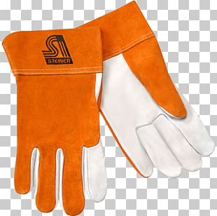 Glove Gas Tungsten Arc Welding Cowhide Leather PNG