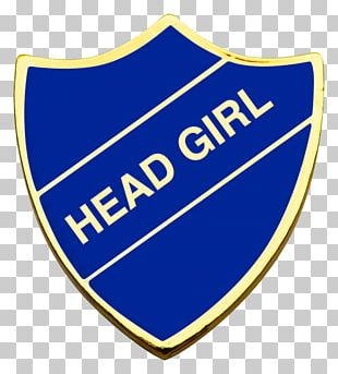 Head Girl And Head Boy Badge Lapel Pin Student School PNG