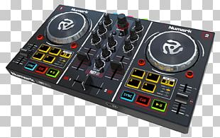 DJ Controller Disc Jockey Virtual DJ DJ Mix Audio PNG