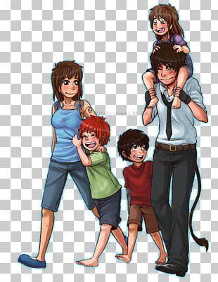Human Behavior Cartoon Family Homo Sapiens PNG