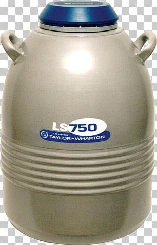 Liquid Nitrogen Thermoses Sample PNG