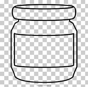 Coloring Book Mason Jar Drawing Biscuit Jars PNG