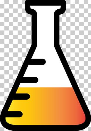 Laboratory Flasks Erlenmeyer Flask Round-bottom Flask PNG
