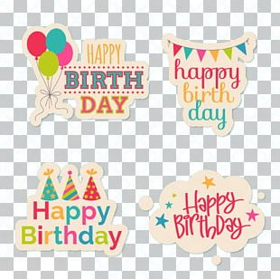 Birthday Cake Paper Party PNG