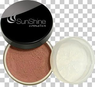 Face Powder Cosmetics Foundation Mineral Rouge PNG