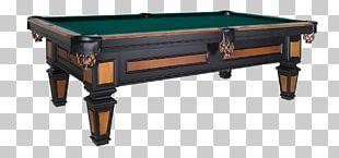 Billiard Tables Everything Billiards & Spas Olhausen Billiard Manufacturing PNG
