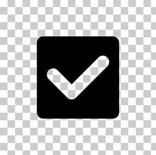 Check Mark Checkbox Computer Icons Button PNG