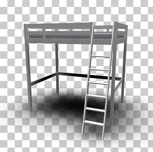 Table Bed Frame Bunk Bed Frames PNG