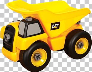 Caterpillar Inc. Car Dump Truck Vehicle PNG