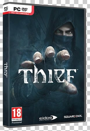 Thief STXE6FIN GR EUR 0 PC Game PNG