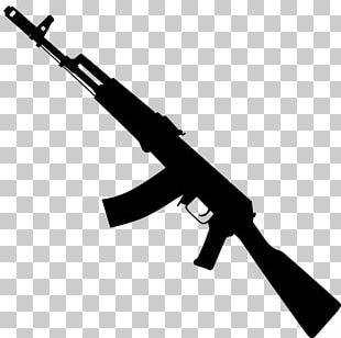 AK-47 AK-103 Assault Rifle AKM PNG