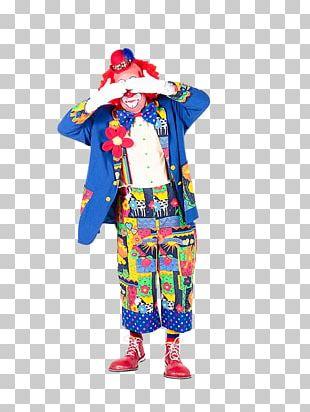 Costume Clown 1 April PNG