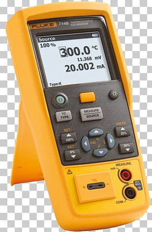 Fluke Corporation Calibration Thermocouple Resistance Thermometer