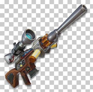Gun Sniper Rifle Firearm Weapon PNG
