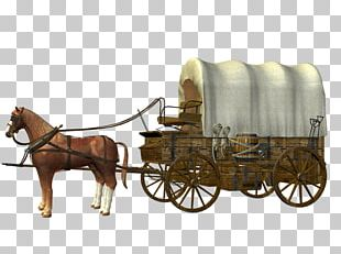 Horse-drawn Vehicle Carriage Cart Wagon PNG