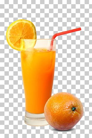 Orange Juice Cocktail Smoothie Squash PNG