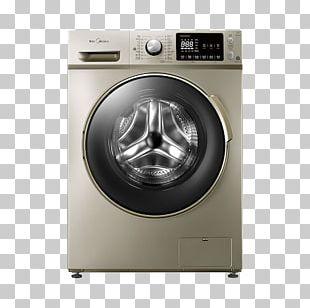 Washing Machine Midea Home Appliance Refrigerator PNG