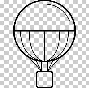 Flight Airplane Computer Icons Hot Air Balloon PNG