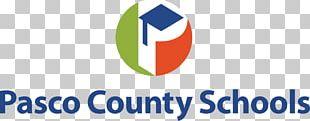 Logo Pasco County School District Brand PNG