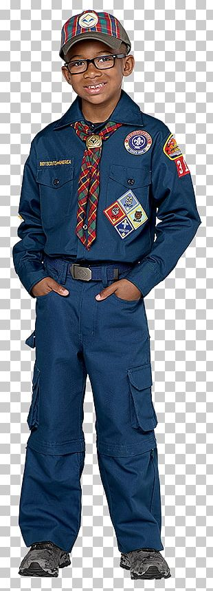 Boy Scout Handbook Uniform And Insignia Of The Boy Scouts Of America Military Uniform PNG
