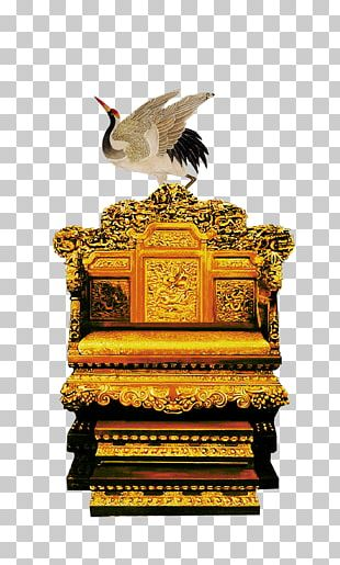 Chair Throne Stool Furniture PNG
