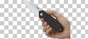 Columbia River Knife & Tool Serrated Blade Weapon PNG