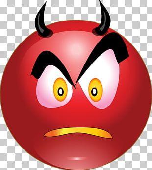 Smiley Emoticon Devil PNG