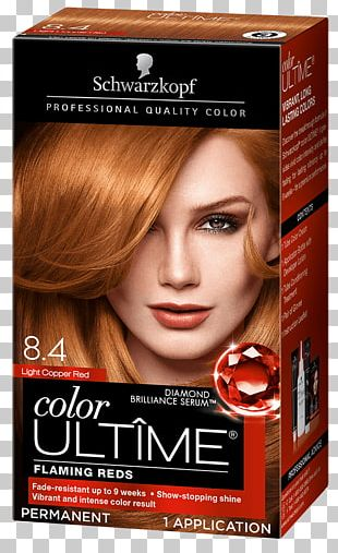 Hair Coloring Schwarzkopf Human Hair Color Cosmetics PNG