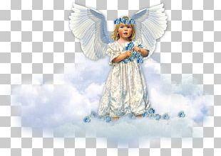 Angels Cherub Prayer Blessing PNG