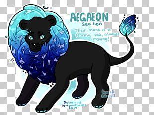 Big Cat Puma Tail Black Panther PNG