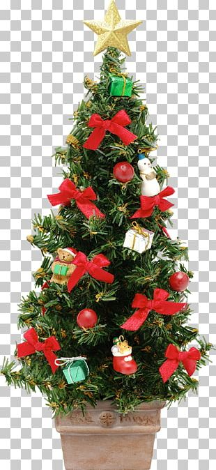 Christmas Decoration New Year Tree Christmas Tree PNG