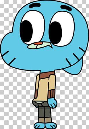 Gumball Watterson Richard Watterson Cartoon Network Character Fan Art PNG