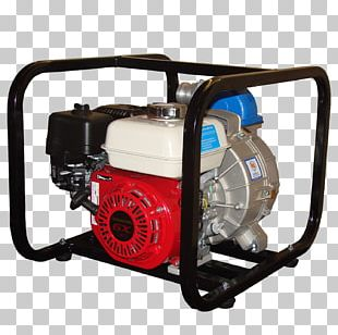 Pump Irrigation Volute Electric Generator Machine PNG