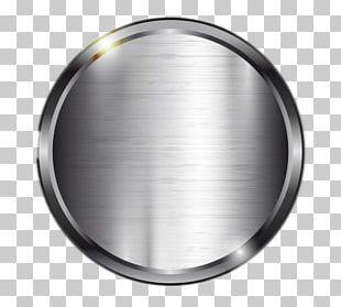 Metal Silver Computer File PNG