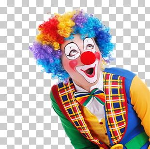 Clown #3 Stock Photography PNG