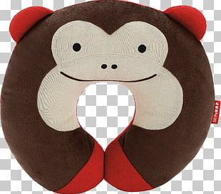 Pillow Neck Child Skip Hop Zoo Little Kid Backpack Travel PNG
