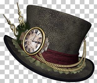 The Mad Hatter Steampunk PNG
